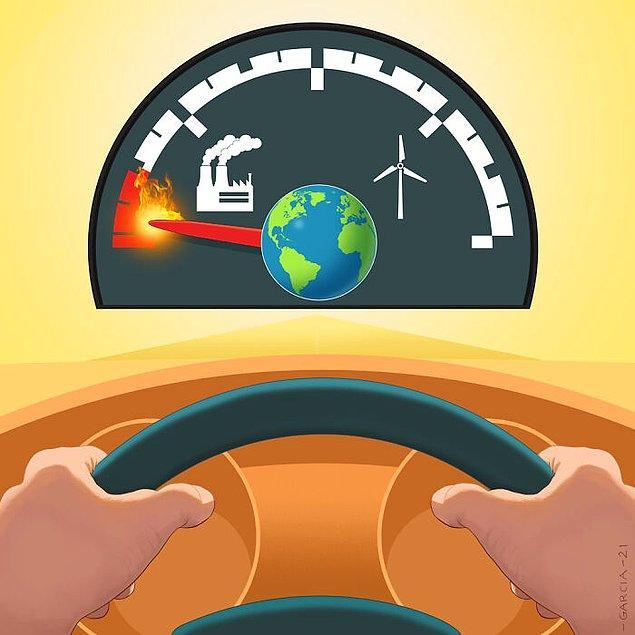 """21. """"İklim Değişikliğini Kontrol Etmek Bizim Elimizde"""""""