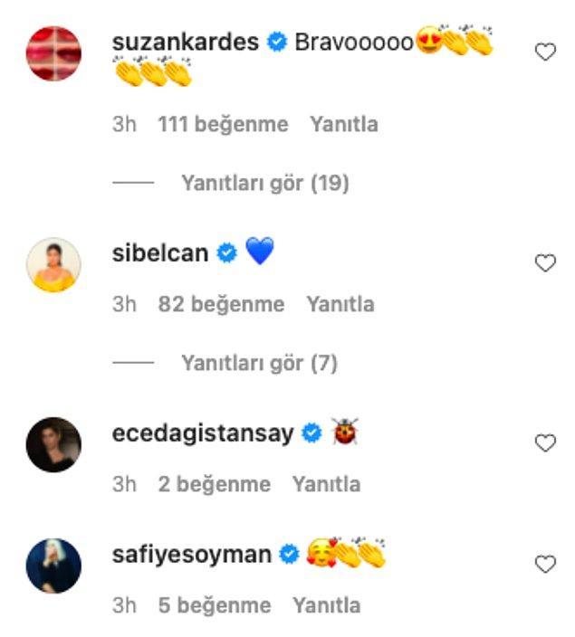 Instagram'da içini dökmeyi seven Megastar'ımızın bu yazdıkları da takdir topladı.