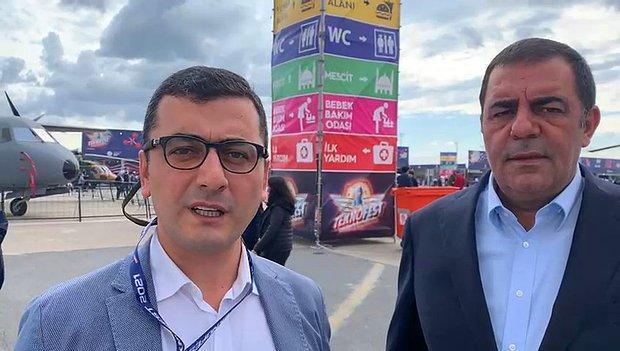 CHP Parti Meclisi Üyesi ve 26. Dönem İstanbul Milletvekili Eren Erdem Teknofest'i Ziyaret Etti