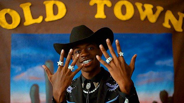 490. Lil Nas X, 'Old Town Road' (2019)