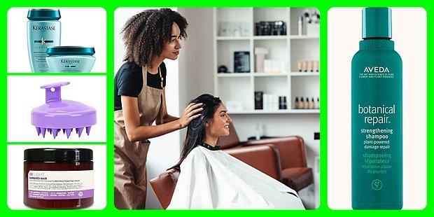 Kuaförlerin Severek Kullandığı ve Tavsiye Ettiği En İyi Saç Ürünleri