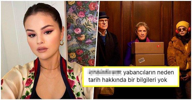Selena Gomez Başrolde! 'Only Murders in the Building' Dizisi Türkleri 'Katliam ve Soykırım' ile Suçladı