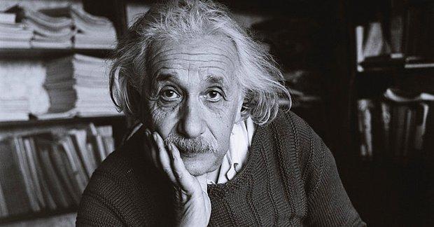 Burçak Yüce Yazio: Einstein Hakkında Bilinmeyen 10 Şey!
