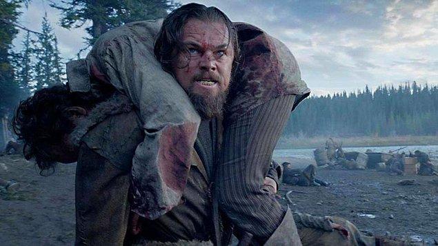 6. The Revenant / Diriliş (2015) - IMDb: 8.0
