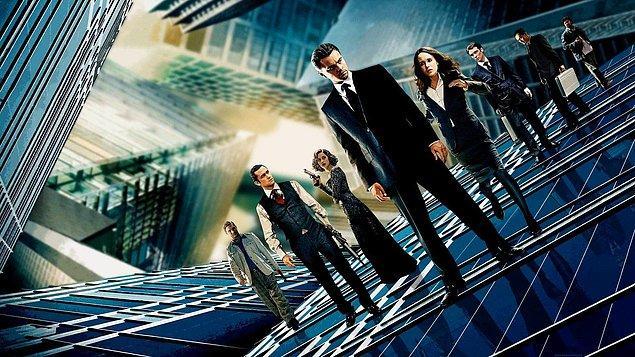 2. Inception / Başlangıç (2010) - IMDb: 8.8