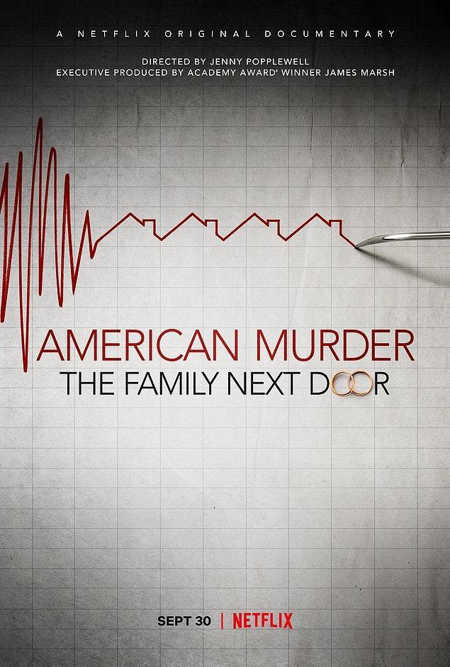 10. American Murder: The Family Next Door - IMDb: 7.2