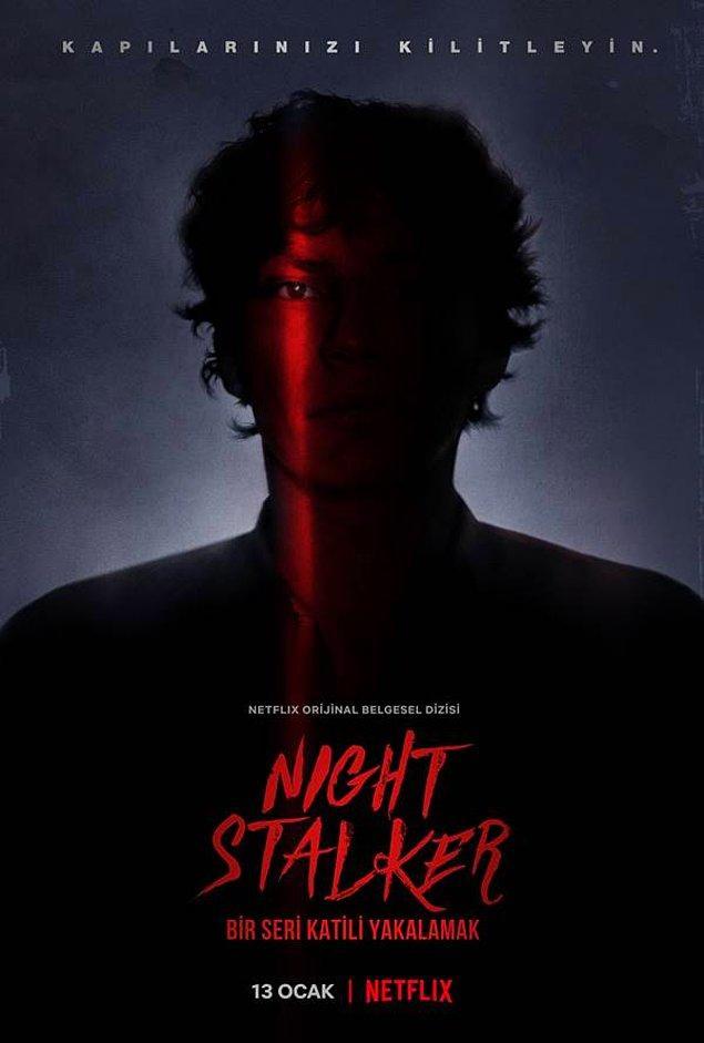 7. Night Stalker - IMDb: 7.5