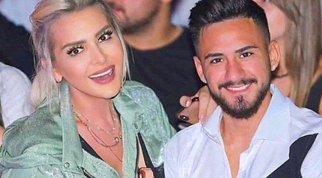 5. Geçtiğimiz günlerde eşi Gökhan Çıra'dan boşanan ünlü sosyal medya fenomeni Selin Ciğerci'nin İngiltere'de evlendiği iddia edildi.