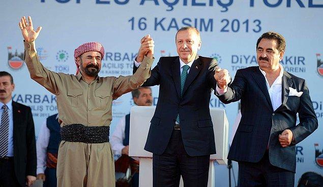 """""""Türkiye'de Kürt sorunu yok. Biz bu işi çoktan çözdük, aştık, bitirdik"""""""