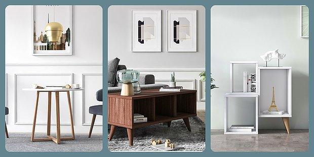 Kalite ve Tasarımlarıyla Evimizi Döşemek İstediğimiz Doğtaş'ın Yeni Markası Ruum Store'un 12 Ürünü