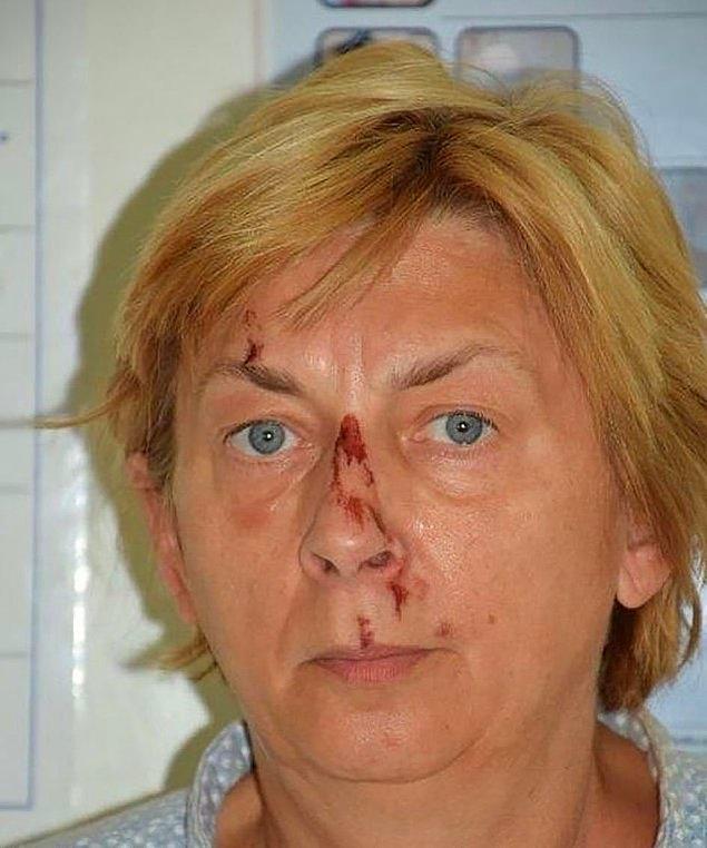 İşte o kadının 57 yaşındaki Daniela Adamcova olduğu ortaya çıktı.