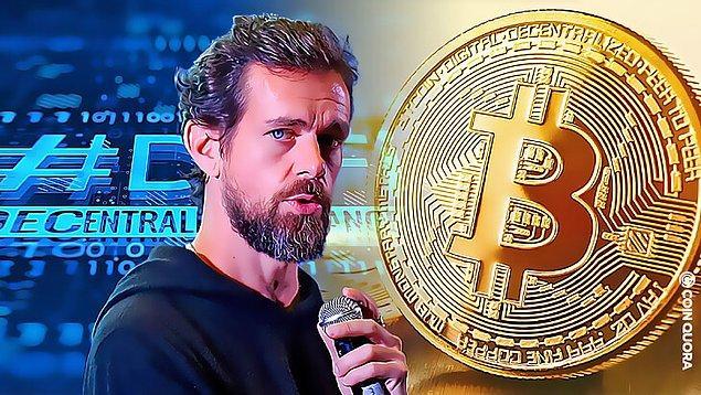 Twitter CEO'su Jack Dorsey'in Bitcoin baskısı devam edecek gibi!