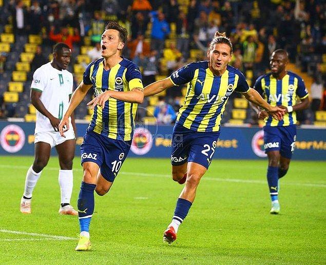 Giresunspor'un Doukara ile bulduğu gol ise puan için yeterli olmadı. Balde ile bir de penaltıdan yararlanamayan Karadeniz ekibi, 1 puanla 19. sırada kaldı.