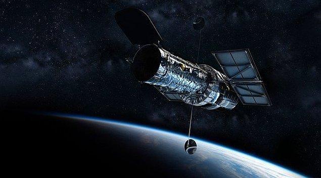 6. Uzay teleskobu