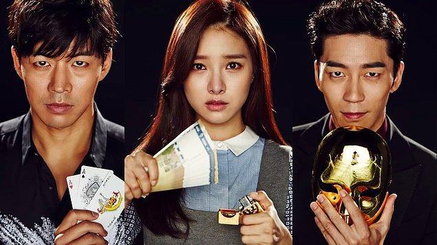 4. Liar Game (2014)