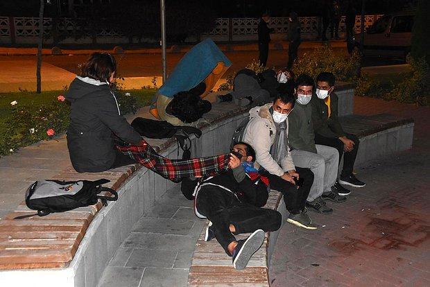 'Barınamıyoruz' Hareketi Başlatmışlardı: Eskişehir'de Öğrencilerin Toplanması Yasaklandı!