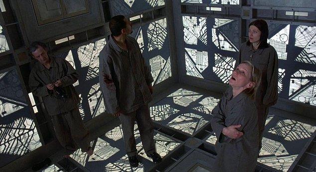 13. Cube (1997)