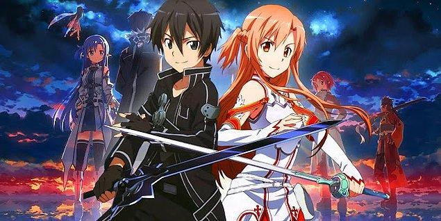 15. Sword Art Online (2012-)
