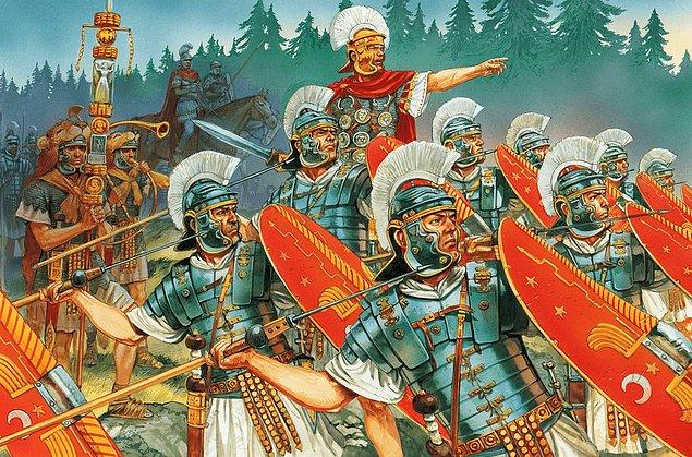 İmparatorun kişisel muhafızları keyfi olarak imparatorları öldürüp yerlerini başkalarını atadı.