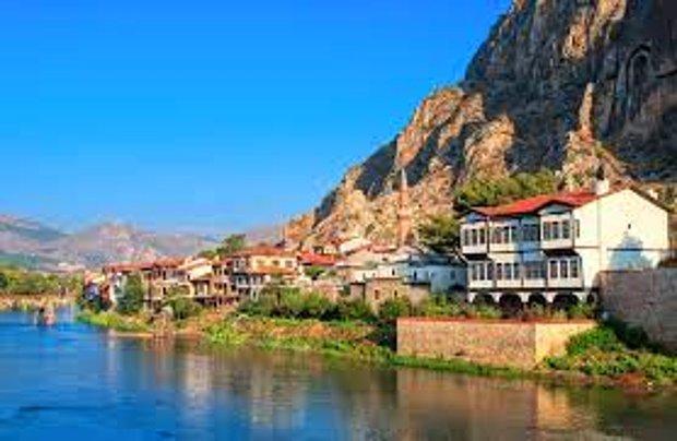 Amasya'da Gezilecek Yerler Nerelerdir? Amasya'da Ne Yenir?