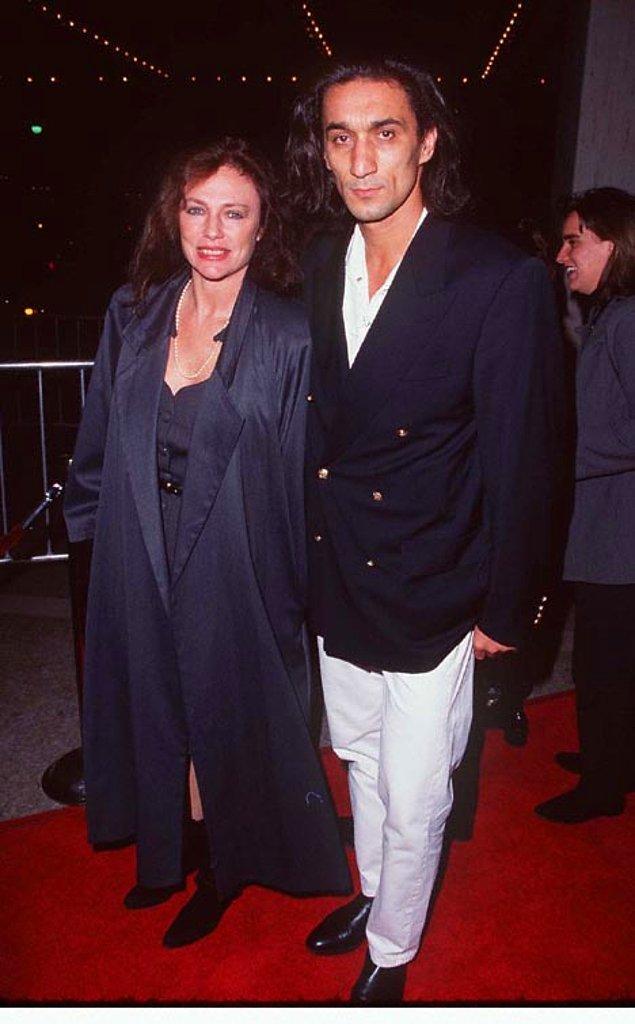 4. Ünlü İngiliz oyuncu Jacqueline Bisset, Eskişehirli Emin Boztepe ile 13 yıl süren bir ilişki yaşadı.