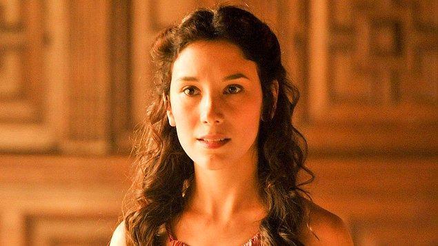 21. Birkaç yıl önce dünyanın en popüler dizisi olan Game of Thrones'ta Sibel Kekilli rol almıştı.