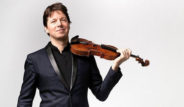 Dünyanın en yetenekli müzisyenlerinden Joshua Bell, 30 milyon lira değer biçilen kemanıyla kısa bir konser vermiştir!