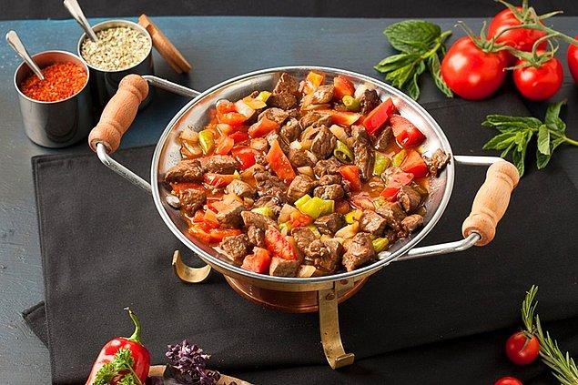 6. Lokum kıvamında, yumuşacık eti ile lezzet seviyesini arttıran et sote!