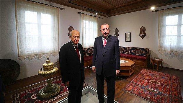 AKP'li Yetkili: 'Bahçeli Açıklamalarıyla Bizi Kendisine Mecbur Bırakıyor'