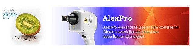 XLASE , AlexPro, Supreme One Lazer Cihazları!