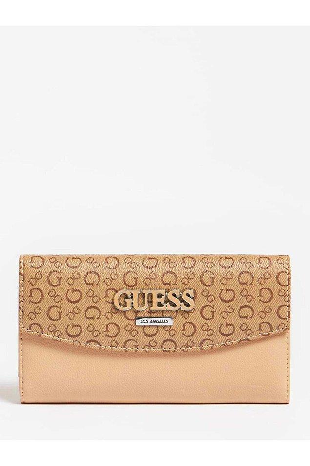 3. Guess cüzdan kalitesinden vazgeçmeyenlere özel...