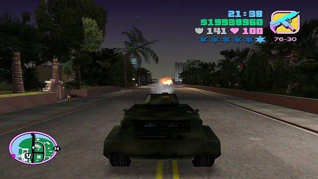 3. Panzer!