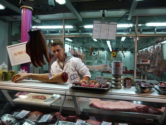 6. Londra'da bulunan Wesker & Son İnsan Eti Marketi