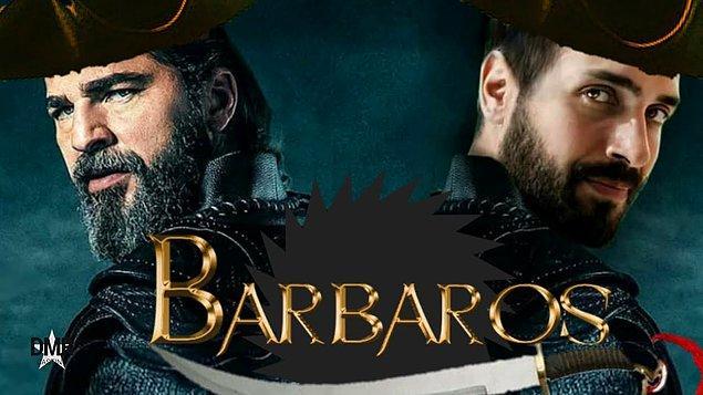 'Barbaroslar: Akdeniz'in Kılıcı' dizisi, dün akşam 2. bölümüyle ekrana geldi. Uzun süredir beklenen dizinin başrolündeki Engin Altan Düzyatan, yıllar boyu reyting rekortmeni olan Diriliş dizisinin yıldızıydı.