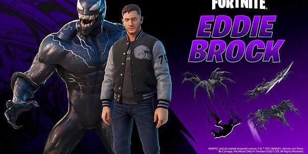 Fortnite'a Yeni Bir Ünlü İsim: Venom Oyuna Geliyor!