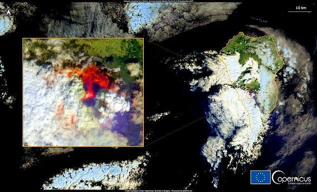 Bilim insanları, lav akıntılarının haftalar veya aylarca sürebileceğini bildirdi