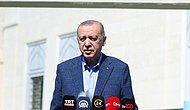 Erdoğan: 'ABD'deki Liderlerin Hiçbiriyle Böyle Bir Durum Yaşamadım'