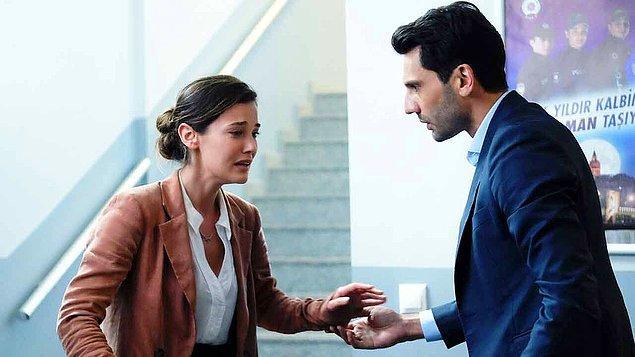 Pınar Deniz ve Kaan Urgancıoğlu kimyası, muazzam derecede iyi bir çift yaratıyor. Bunu Aşk 101 dizisinde görmüştük, bu dizide de şahane sonuç alındığını gözlemledik.
