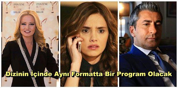 Müge Anlı'nın Programı Dizi Oluyor: Başrollerde de Nehir Erdoğan ve Erkan Petekkaya Var!