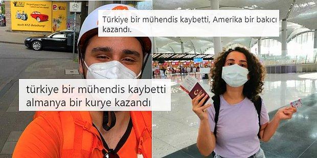 Türkiye'den Pılını Pırtını Toplayıp Ne Zaman Yurt Dışına Gideceğini Söylüyoruz!