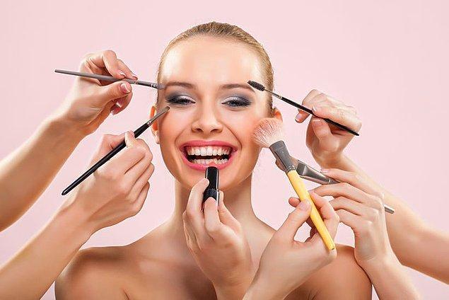 11. Tabii ki makyaj yapmanın da bu konuda pozitif bir etkisi var!