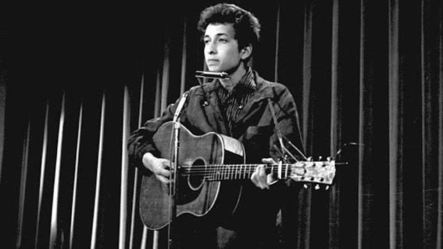 100. Bob Dylan, 'Blowin' in the Wind' (1963)