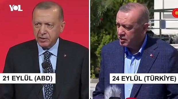 Cumhurbaşkanı Erdoğan 3 Gün Önce 'Dostum Biden ile Ortak İrademizi Teyit Ettik' Demişti
