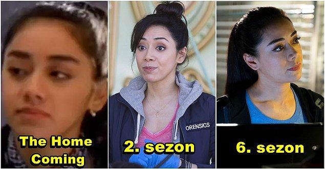 7. Aimee Garcia