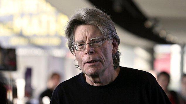 12. Stephen King, 13 sayısından korktuğu için eserlerini yazarken 13.sayfayı ve katlarını bitirmeden bırakmaz.