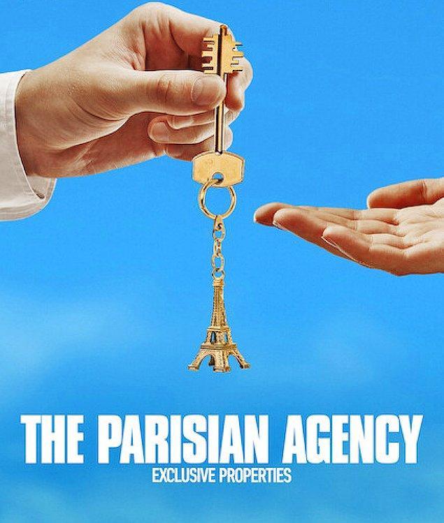 9. The Parisian Agency: Exclusive Properties, 2021 - Devam ediyor
