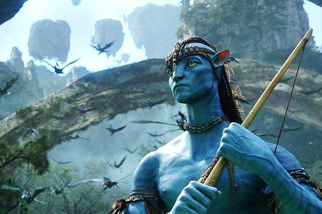 4. Avatar (2009) - IMDb: 7.8