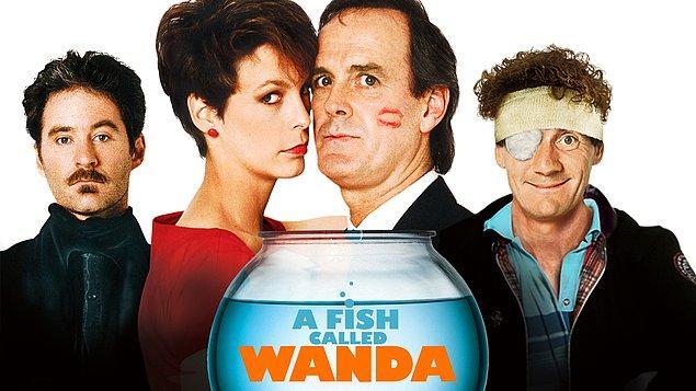 8. A Fish Called Wanda (Wanda Adında Bir Balık) - IMDb: 7.5