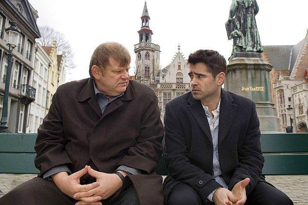 4. In Bruges (Brüj'da) - IMDb: 7.9
