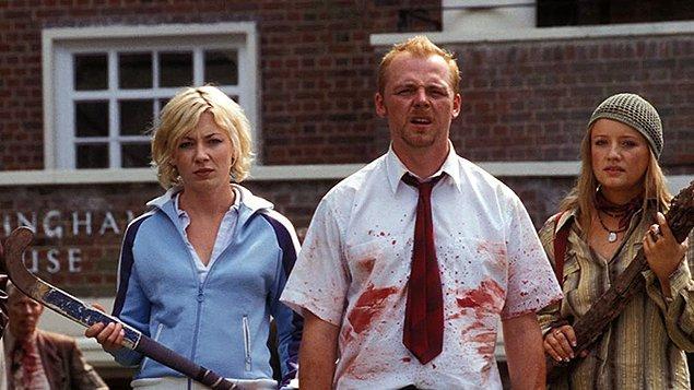 3. Shaun of the Dead (Zombilerin Şafağı) - IMDb: 7.9